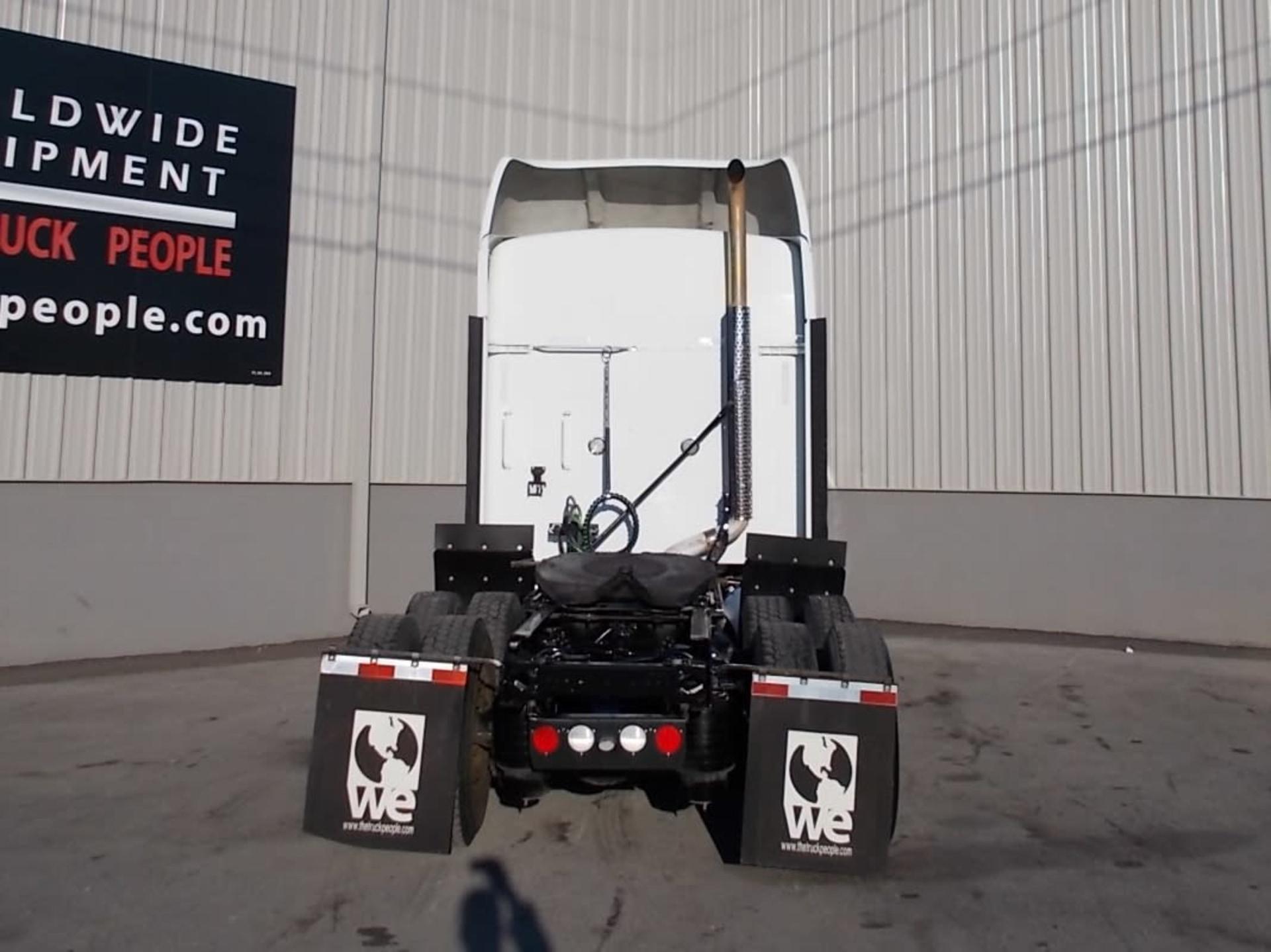 Truck and Trailer Sales - Worldwide Equipment